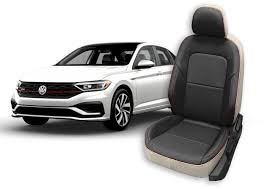 vw jetta seat covers leather seats