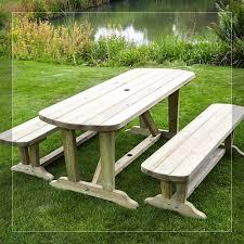 kidkraft outdoor picnic table benches designs
