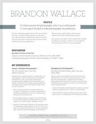 Specially For Creative Resume Examples