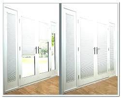 Door With Blinds Inside Door With Blinds Between The Glass Sliding
