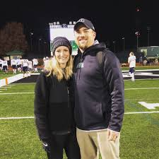 "Chris Prewett on Twitter: ""As Season 8 ends, I'm so grateful to have the  best coaches wife at home who is always supportive and helpful during  football season. Blakely and I are lucky to have @ashmarjo…  https://t.co/tLvtSX7FXq"""