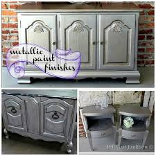 diy metallic furniture. metallic paint finishesforfurniture diy furniture s