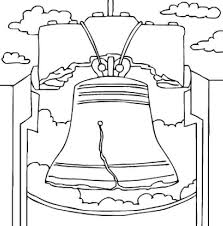 Small Picture bell coloring page