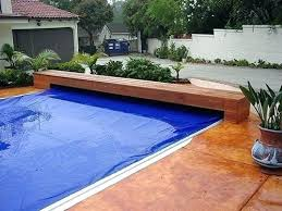 automatic pool covers cost. Perfect Cost Retractable Pool Cover Automatic Covers Cost  Inside Automatic Pool Covers Cost T