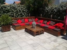 recycled pallets outdoor furniture. Unique Outdoor Pallet Garden Furniture Ideas Photos With Wooden Pallets Intended Recycled Pallets Outdoor Furniture