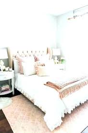 white and gold bedroom – axefans.com