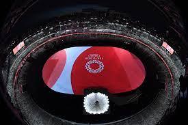 أولمبياد طوكيو 2020.. الملعب الوطنى يتزين فى حفل الافتتاح .. صور – يوم نيوز