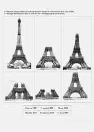 Tour Eiffel Dessin Colorier