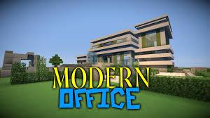 minecraft office ideas. minecraft modern office building ideas r