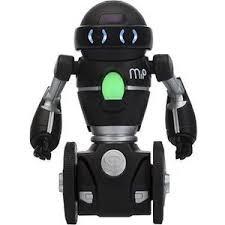 <b>Интерактивный робот WowWee Ltd</b> Robotics MIP Black iOS и ...
