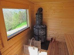 Sauna Exterieur Avec Poele A Bois Impressionnant 22 Luxe Sauna DSauna Exterieur  Poele Bois