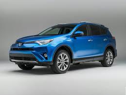 Hybrid Rebates 2017 Toyota Rav4 Hybrid Deals Prices Incentives Leases