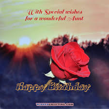 Top 60 Happy Birthday Aunt Wishes And Messages Wishesgreeting