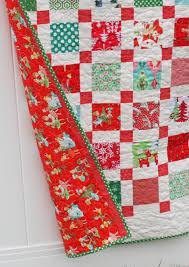 Retro Christmas Quilt - Diary of a Quilter - a quilt blog & Retro Christmas Quilt Adamdwight.com