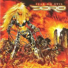 <b>Doro</b> - <b>Fear No</b> Evil (2009, CD) | Discogs