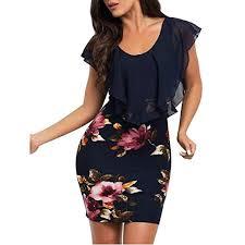 haoricu Women Dress, 2019 Sexy Women Fashion ... - Amazon.com