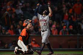SF Giants blown out by Astros, Jose ...