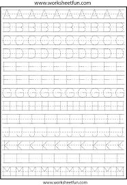abc tracing sheet worksheets alphabet writing worksheet example