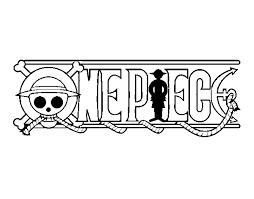 Disegno Di One Piece Logo Da Colorare Acolorecom