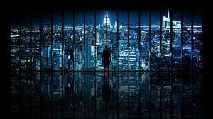 Gotham-City-4k-wallpaper Wallpaper ...