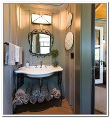 pedestal sink storage caddy