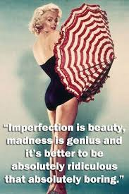 Marilyn Monroe Quote About Beauty Best of Imperfection Is Beauty Marilyn Monroe Quote Dash Of Wellness