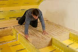 Handelt es sich um einen fußboden über dem keller, kann eine dämmung von unten (kellerdecke) billiger ausfallen! Dammung Der Obersten Geschossdecke Holz