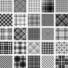 Plaid Pattern Adorable Plaid Fabric Patterns Seamless Vector 48 Free Download