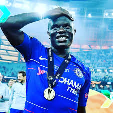 And just when you saw another masterclass again from the french midfielder, chelsea's n'golo kante is the champions league player of the week for that performance against real madrid on tuesday … according to bleacher report football. N Golo Kante Facebook