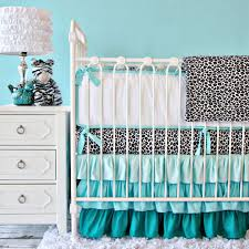 attractive image of baby girl nursery room with unique baby girl crib bedding set daring