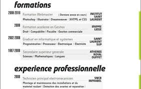 Resume Sites For Employers Profesional Resume Graphic Resume