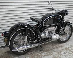 25k 1958 european classics ariel square four bmw r69 bike urious
