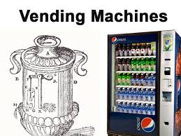 Who Invented The Vending Machine Beauteous Did You Know These Modern Gadgets Were Invented In The Ancient Times
