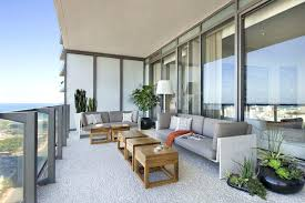 modern balcony furniture. Balcony Design Furniture Modern Balconies Interior Ideas Nice Y
