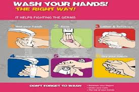 Hand Washing Basics Cosmobilingue Academy