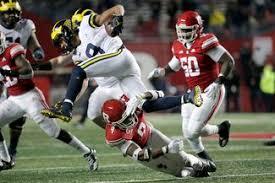 Michigan Football Depth Chart Michigan Wr Ronnie Bell Continues His Climb Up The Depth