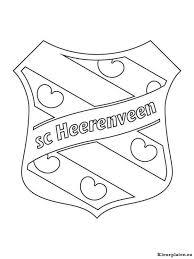 Voetbalclub Nederland Logo Kleurplaat 20867 Kleurplaat