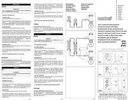 vetus manuals Bow Thruster Wiring Diagram nederlands english deutsch fran�ais espa�ol italiano norsk svenska suomeksi max power bow thruster wiring diagram