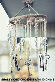 beautiful create your own chandelier or shabby chic chandelier wind chime can r intended for make