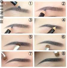 diy eyebrow make up tutorial 3 0 android lifestyle apps