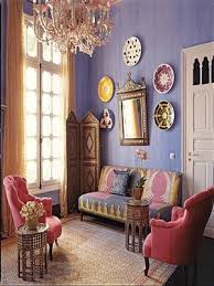 Moroccan Style Home Decorating, Colorful and Sensual Home Interiors