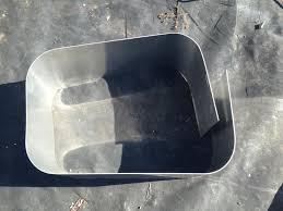 1 8 aluminum sheet whats best way 2 manufacture al rectangular box with radius corners