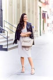wondering what to wear with your leather jacket look no further than kat tanita s fabulous