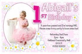 editable 1st birthday invitation card best 1st birthday 1st birthday invitations