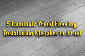 Adorable Laying Laminate Wood Flooring With 5 Laminate Wood Flooring  Installation Mistakes To Avoid