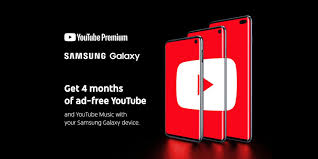 Galaxy S10 owners will get 4 months of YouTube Premium - 9to5Google