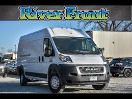 New 2019 RAM ProMaster 2500 High Roof Tradesman 159-in. WB Cargo Van ...