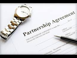 Partnership Agreement 60 Second Business Tip Youtube