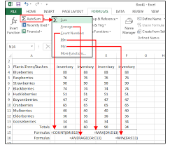 excel spread sheet your excel formulas cheat sheet 15 tips for calculations and common