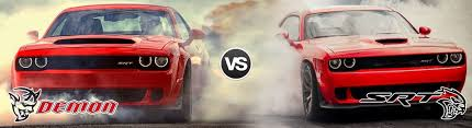 2018 dodge hellcat demon. contemporary hellcat 2018 dodge challenger srt demon vs 2017 hellcat to dodge hellcat demon